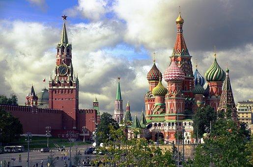Moscou, Spasskaya Tower